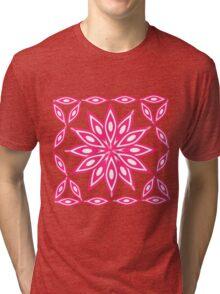 Pink fantasy Tri-blend T-Shirt