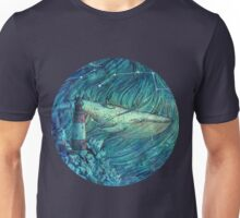 Moonlit Sea Unisex T-Shirt