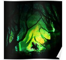Into The Lost Woods Poster