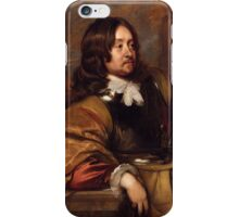 William Dobson ,Edward Hyde, 1st Earl of Clarendon iPhone Case/Skin