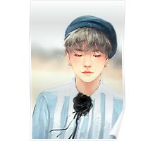 Young Forever - Suga Poster