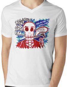 Skeletons Are Cool Mens V-Neck T-Shirt