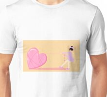 I want your love Unisex T-Shirt