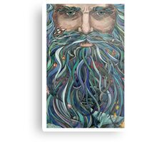 Old man Ocean Metal Print