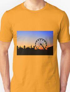Fun Wheel Sunset T-Shirt