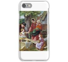 William Henry Knight - In Training for the Derby  iPhone Case/Skin