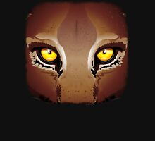 Mountain Lion's Eyes Unisex T-Shirt