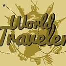 World Traveler by pda1986