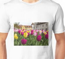 Tulips in Meersburg - Lake Constance Unisex T-Shirt