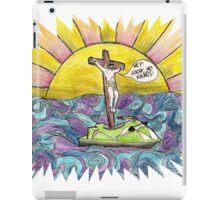 Rad Jesus Jet Skis iPad Case/Skin