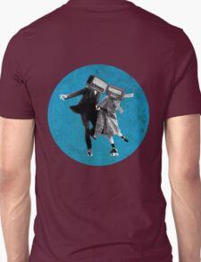 Radio roller skaters Unisex T-Shirt