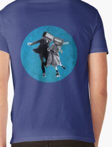 Radio roller skaters Mens V-Neck T-Shirt