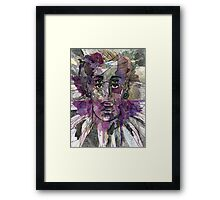 Running Out Framed Print