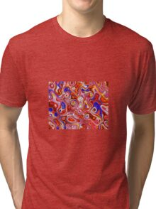 Patterns Tri-blend T-Shirt