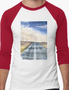 Alicia Clark t-shirt - Fear The Walking Dead - Alycia Debnam-Carey Men's Baseball ¾ T-Shirt