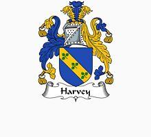 Harvey Coat of Arms / Harvey Family Crest Unisex T-Shirt