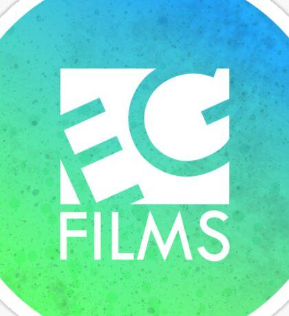 EG Films Logo Sticker