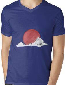 Mountains Mens V-Neck T-Shirt