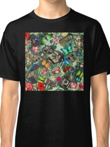 tropical vintage  Classic T-Shirt