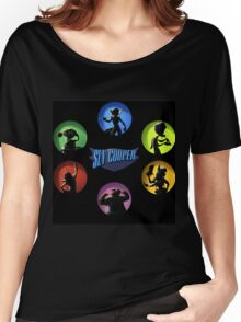 sly cooper full thieft Women's Relaxed Fit T-Shirt