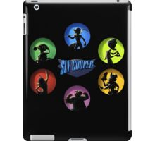 sly cooper full thieft iPad Case/Skin