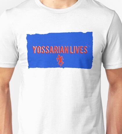 Yossarian Lives Unisex T-Shirt