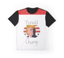 Donald Chump Graphic T-Shirt