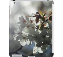 White Cherry Mist - Jupiter 9 lens on EOS1Ds mkii iPad Case/Skin