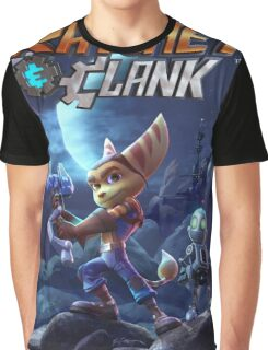 ratchet clank 2016 ori Graphic T-Shirt