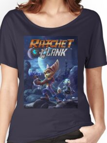ratchet clank 2016 ori Women's Relaxed Fit T-Shirt