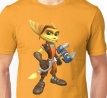 ratchet clank heroes Unisex T-Shirt