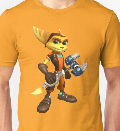ratchet clank heroes Unisex T-Shirt