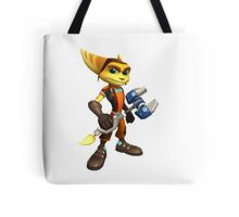 ratchet clank heroes Tote Bag