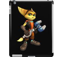 ratchet clank heroes iPad Case/Skin
