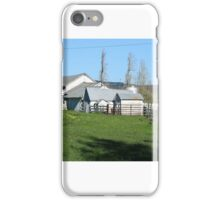 Barns iPhone Case/Skin
