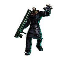Nemesis - Resident Evil 3 Photographic Print
