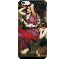 Flora and the Zephys iPhone Case/Skin