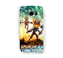 ratchet clank in the time Samsung Galaxy Case/Skin