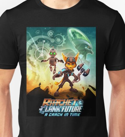 ratchet clank in the time Unisex T-Shirt