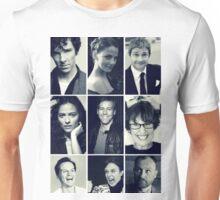 sherlock cast Unisex T-Shirt