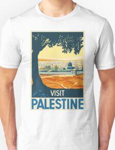 Vintage Travel Poster - Palestine T-Shirt