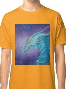 The Cool Blue Dragon Classic T-Shirt