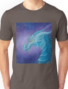 The Cool Blue Dragon Unisex T-Shirt