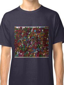 Psychedelic Cartoon Classic T-Shirt