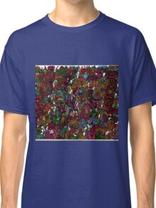 Psychedelic Cartoon Classic T-Shirt