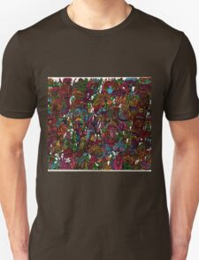 Psychedelic Cartoon Unisex T-Shirt