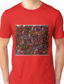 Psychedelic Cartoon Unisex T-Shirt