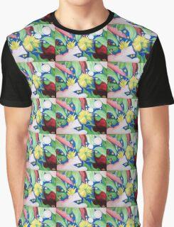 TROPICAL Mo's Garden Graphic T-Shirt