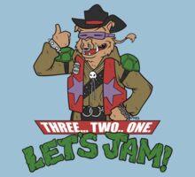 Let's Jam One Piece - Short Sleeve