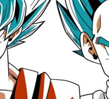 Goku & Vegeta  Sticker